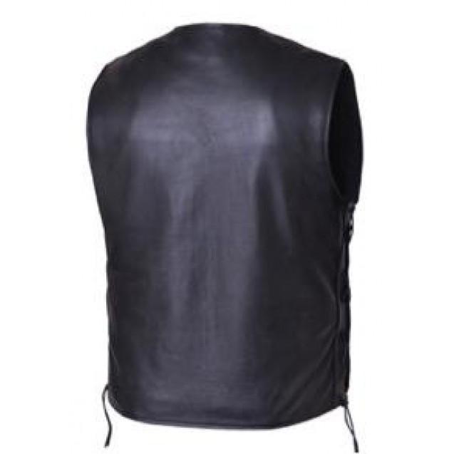 Club Style, Premium Leather Vest