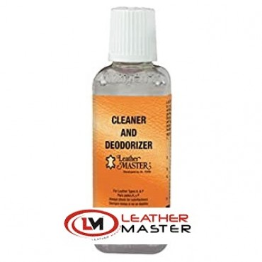Leather Master Cleaner and Deodorizer